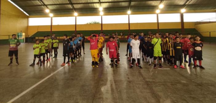 Campeonato da Escolinha de Base Afuaense sub 13